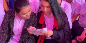 Học sinh Quảng Nam tham gia cuộc thi tiếng Anh Hội nhập ASEAN