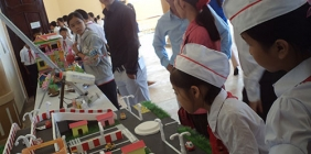 Trao giải 5 đề tài đạt giải cuộc thi sáng tạo thanh thiếu niên nhi đồng quốc gia