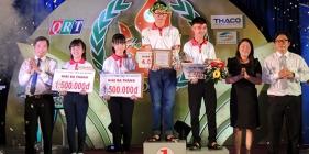 Lễ ra mắt game show Học trò xứ Quảng