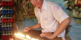 Sáng tạo trẻ chuyên Nguyễn Bỉnh Khiêm