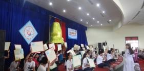 Trường THPT chuyên Nguyễn Bỉnh Khiêm - Quảng Nam tổ chức hội thi Rung chuông vàng